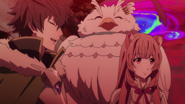 The Rising of the Shield Hero Episode 11, Catastrophe