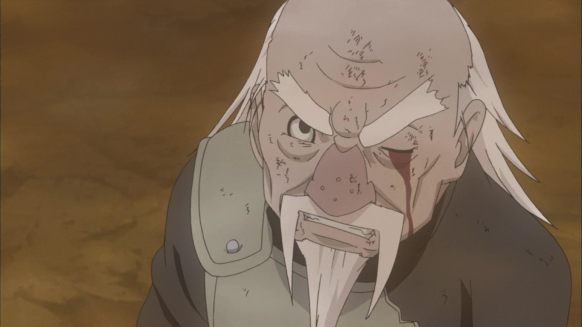 Naruto Shippuden: The Fourth Great Ninja War - Sasuke and