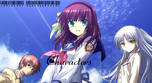 Crunchyroll - AngelBeats! - Group Info