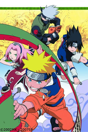 Naruto - Watch on Crunchyroll