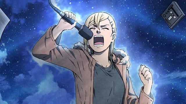 Wave, Listen to Me! Vídeo de Anime Teaser Mostra Canção de Tacica, Revela 3 de Abril Estréia