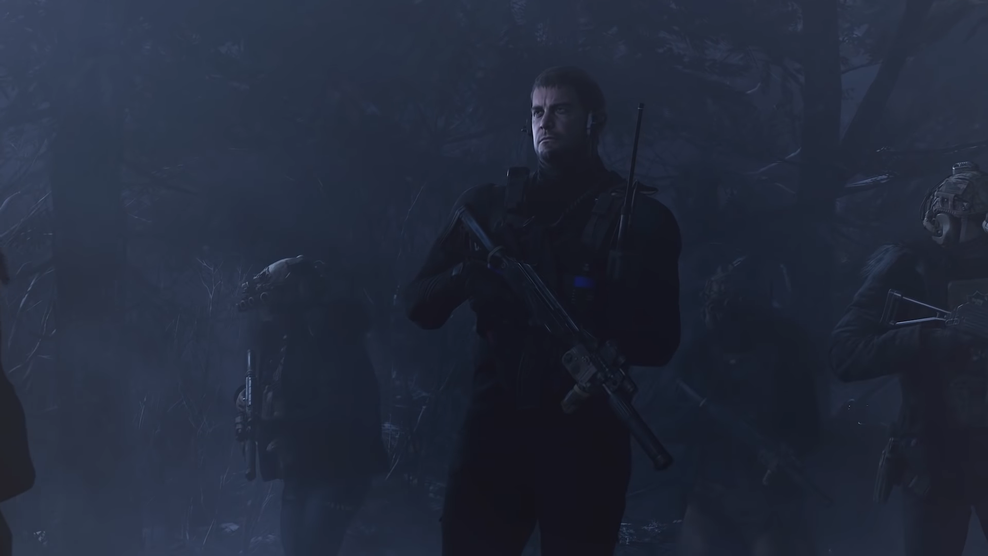 from the Resident Evil Village launch trailer