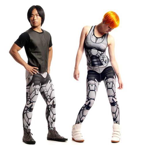 383b9939feb47 Crunchyroll - Print Apparel Shop Brings Back Sold-Out Robot Leggings