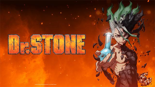 Resultado de imagen para crunchyroll dr stone