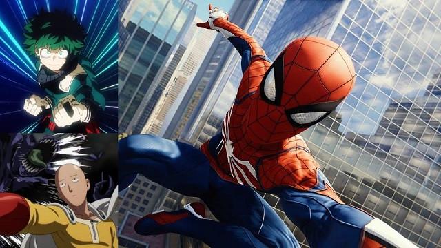 spider-anime