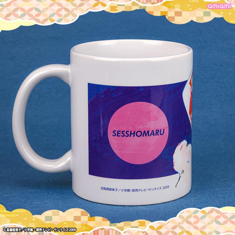 Sesshomaru Mug - Back
