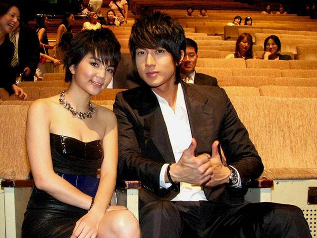 Ella and wu chun dating