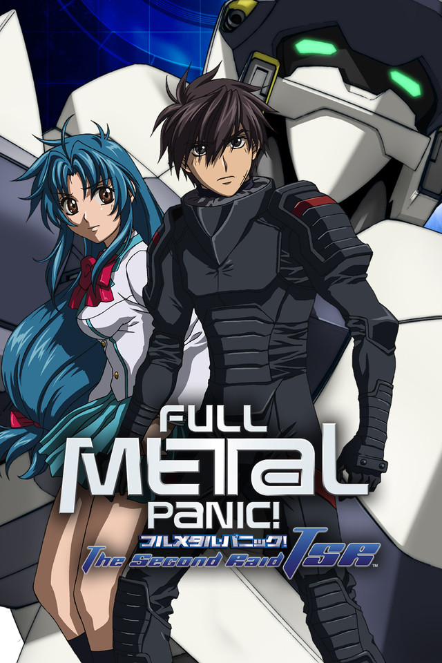 second raid Full metal panic