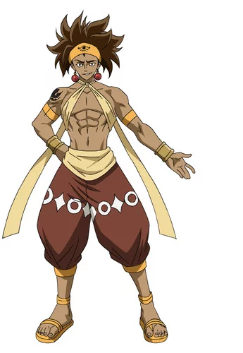 Asami Seto como Leona