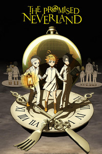 THE PROMISED NEVERLAND is a featured show.