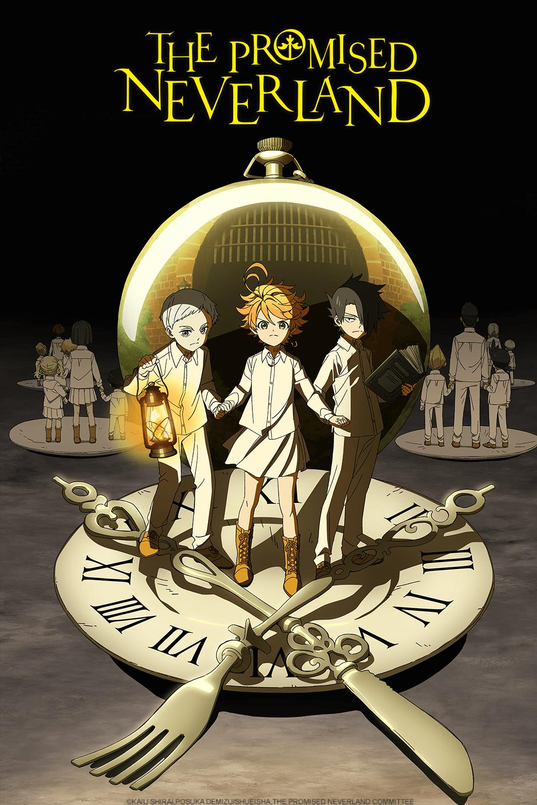 Image result for promised neverland