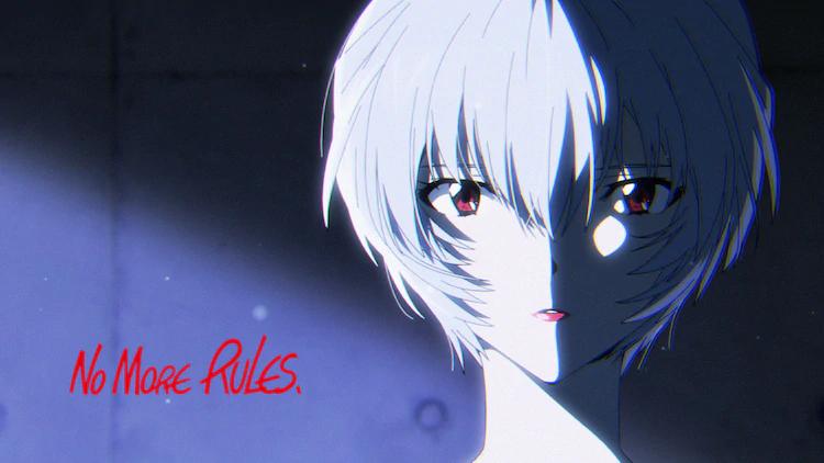 Evangelion x KATE - No más reglas