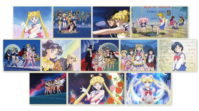 Toda la mega encuesta de Sailor Moon