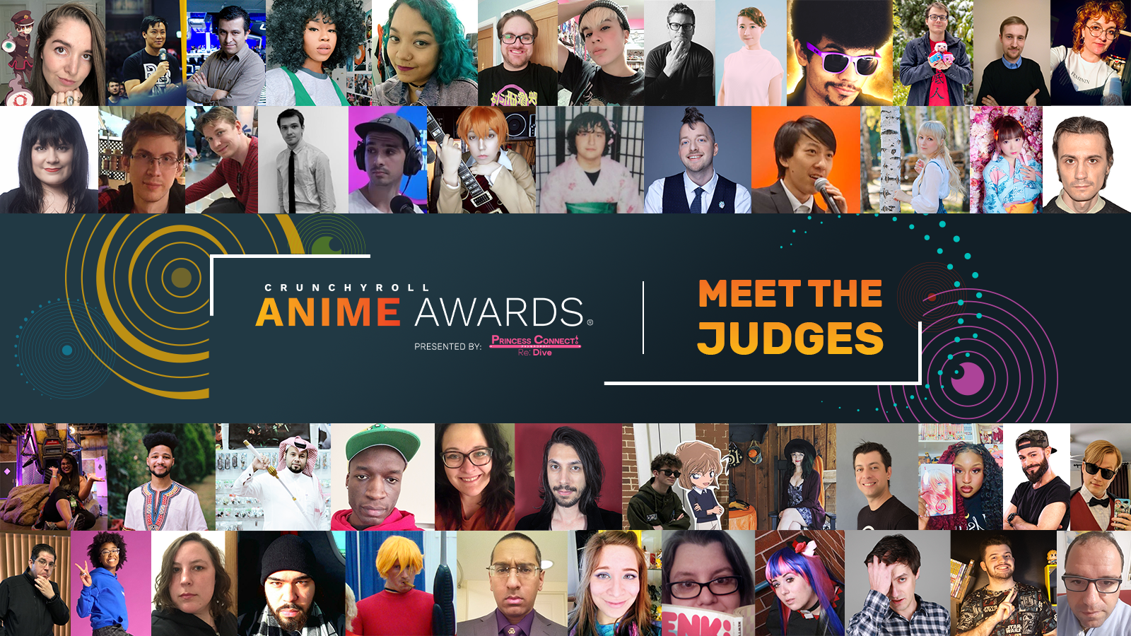 Anime Awards Judges 2021