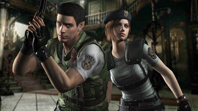 Resident Evil Johannes Roberts