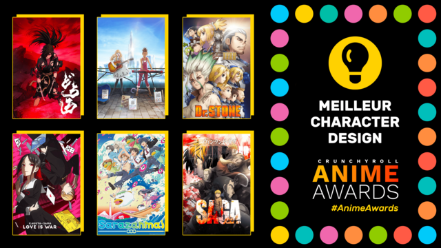 Crunchyroll - Où regarder les anime des nommés des Anime ...