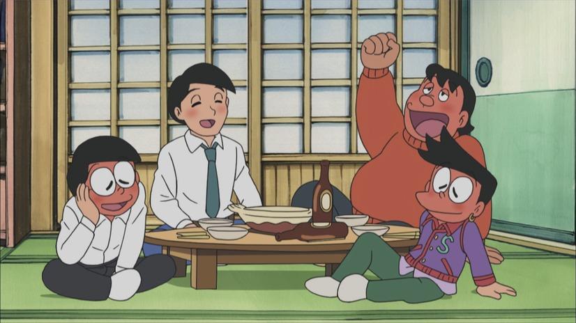 Despedida de soltero de Nobita