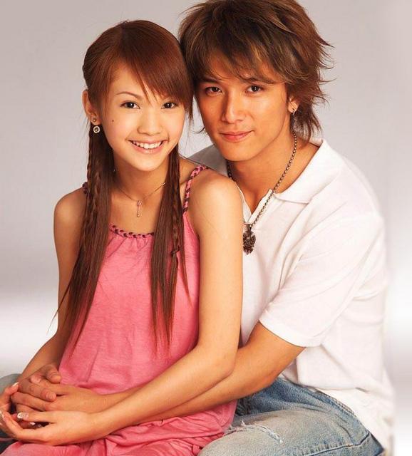 Mike hee and rainie yang dating