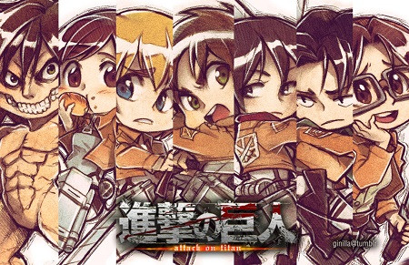 Attack on Titans Flash Game - Dragon Ball Online Community