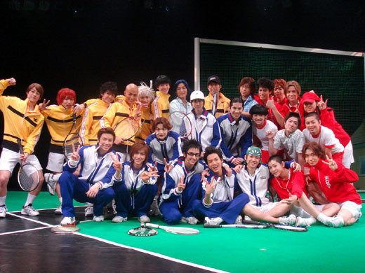 Crunchyroll Groups Prince Of Tennis Fanclub