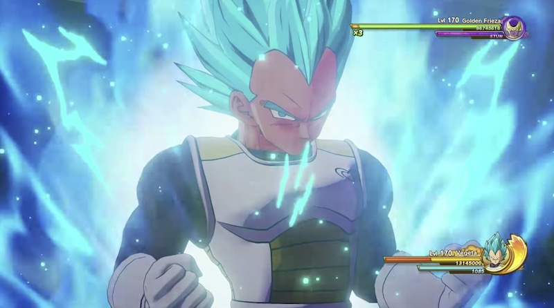 DLC de Dragon Ball Z: Kakarot