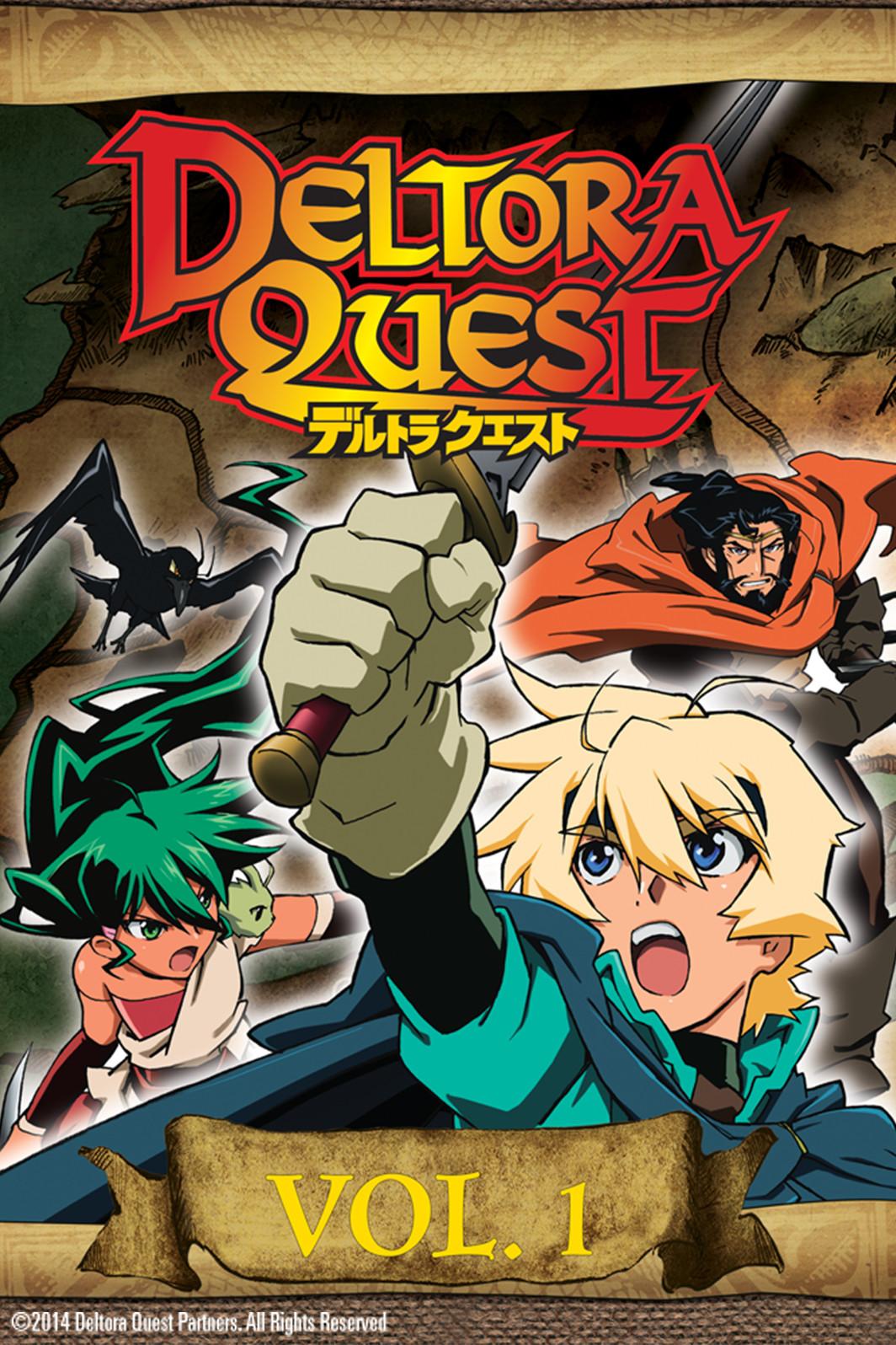 Deltora Quest - Watch on Crunchyroll