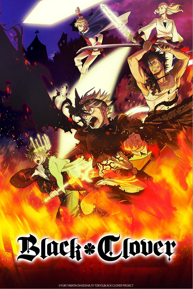 Black Clover