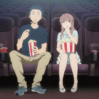 crunchyroll anime movie adaptation of acclaimed a silent voice