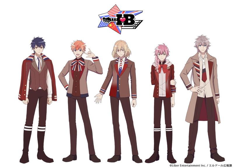 Configuración de personajes I ♥ B