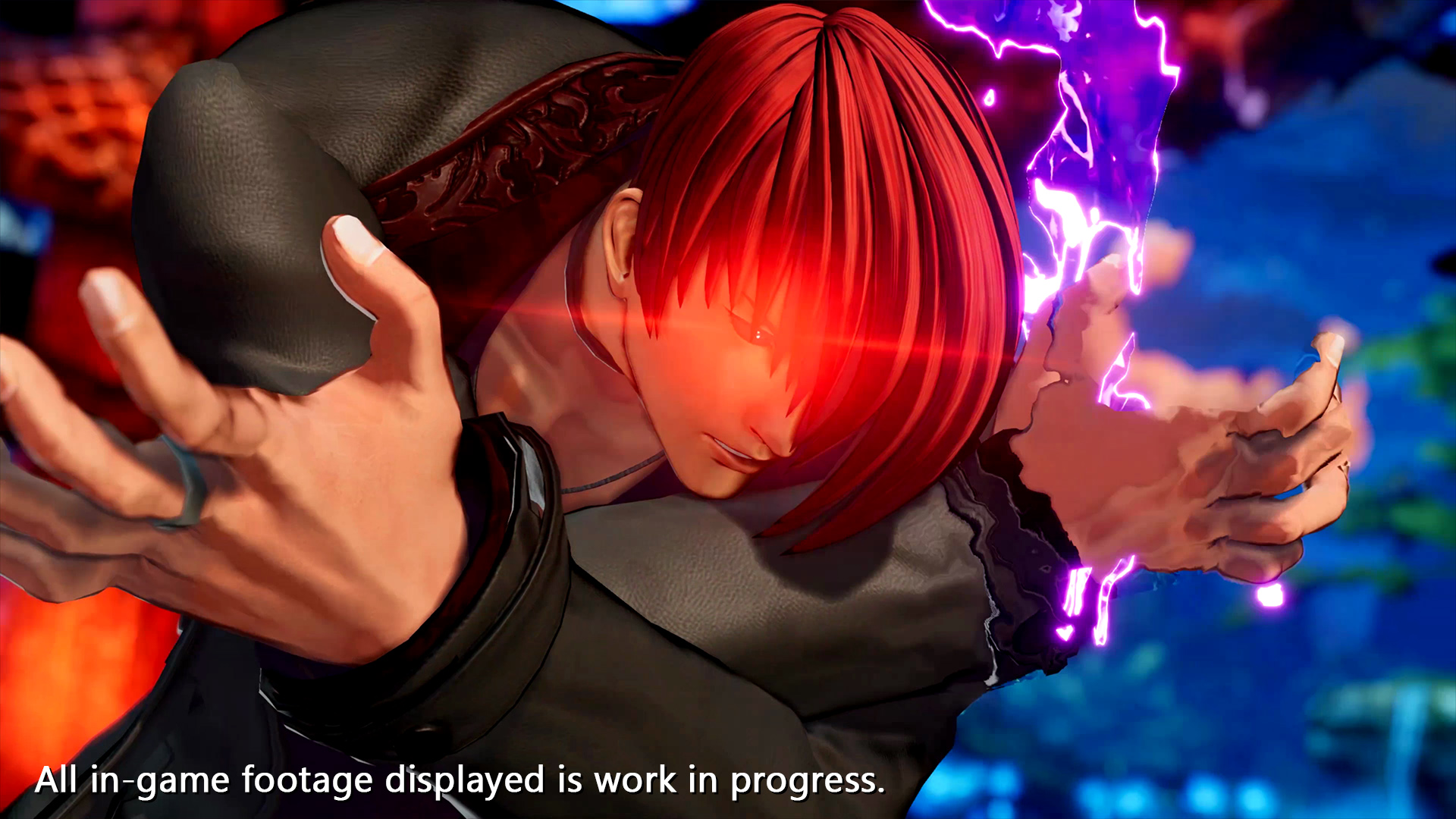 The King of Fighters XV - Iori Yagami