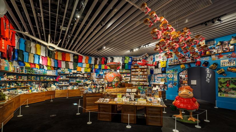 Ghibli Expo goods