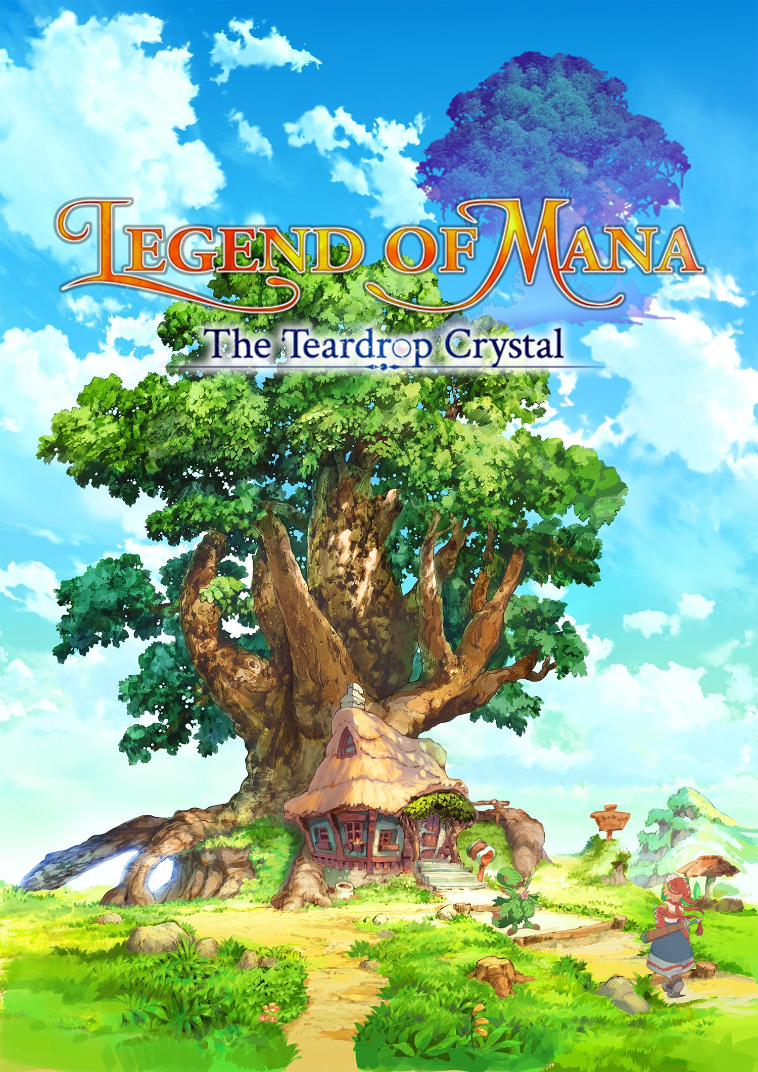 Legend of Mana – The Teardrop Crystal -