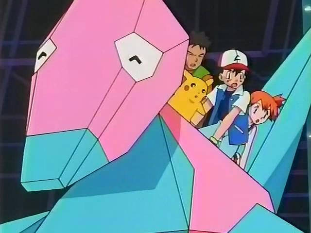 Porygon in Pokemon