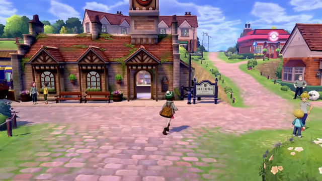 First town in Pokémon Sword and Shield