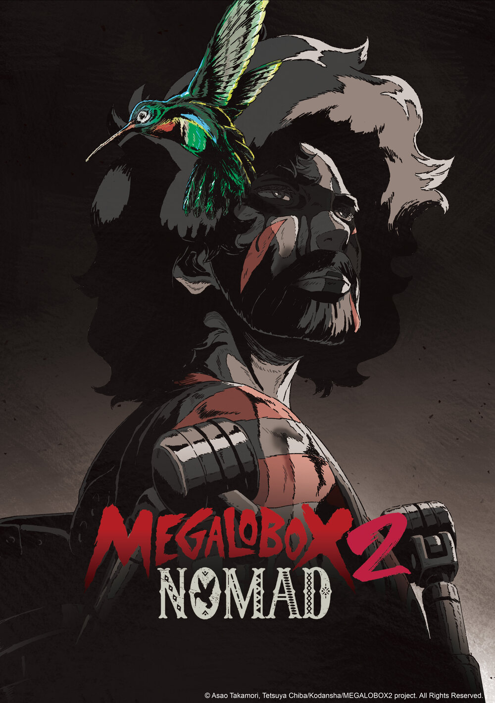 263979342c7fa918a20c4af88fe375f81615254028_main - Megalo Box (T2): Nomad [06/13 + 01/13] (Sub/Dob) (Ligero) (Emisión) - Anime Ligero [Descargas]