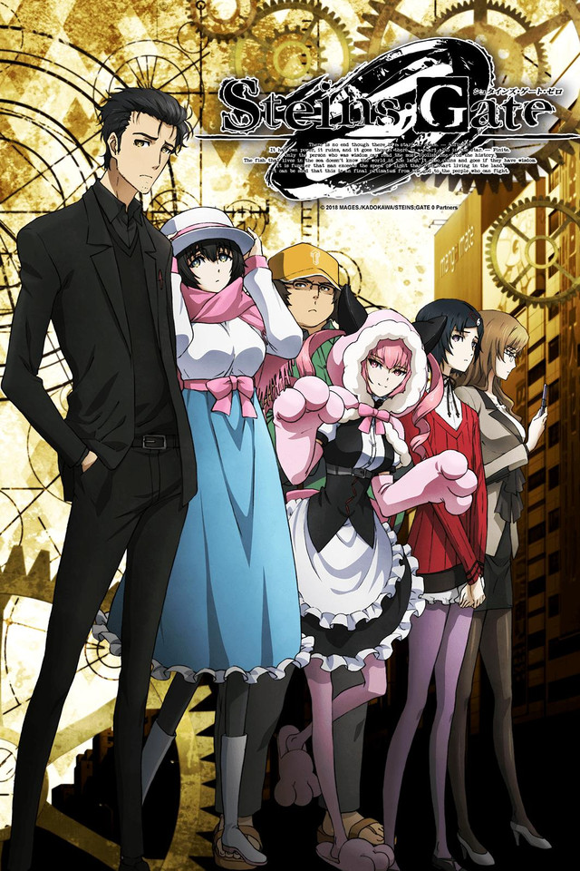 crunchyroll steins gate 0 watch on crunchyroll