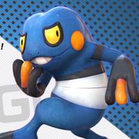 Crunchyroll Video De Pokken Tournament Dx Dedicado A Croagunk