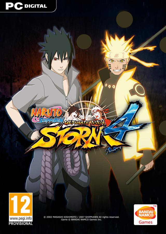 "Crunchyroll - ""Naruto Shippuden: Ultimate Ninja Storm 4 ..."