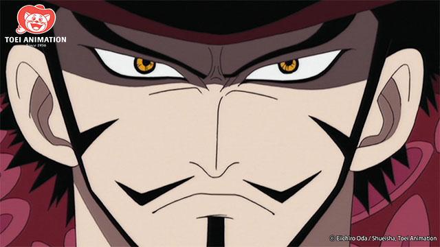 Mihawk, One Piece