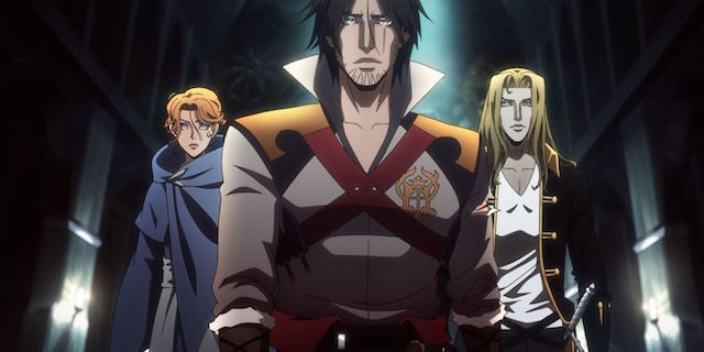 Netflix Castlevania animated series renewed for third season