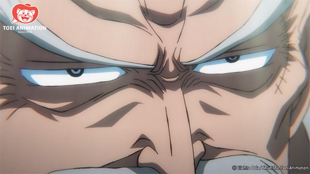 Garp, One Piece