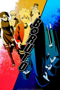 BORUTO: NARUTO NEXT GENERATIONS is a featured show.