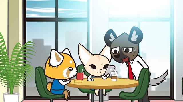 Retsuko and Friends