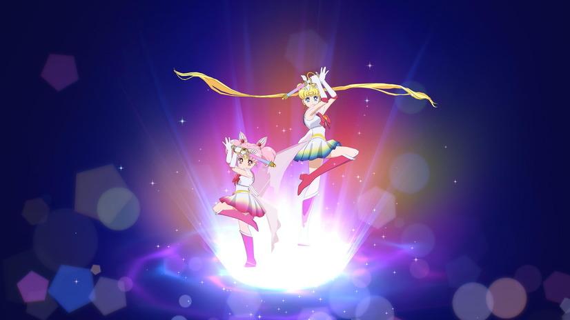 VUELO DE SUEÑO DE Sailor Moon VR