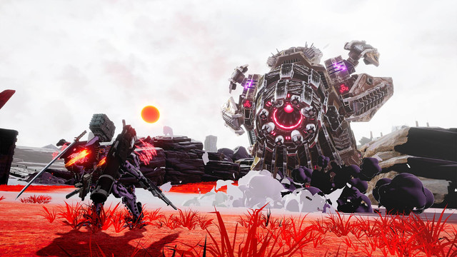 Daemon X Machina announced | Switch