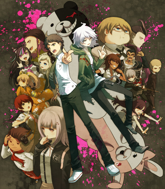 So What Is Super Dangan Ronpa 2 Well Its The Sequel To Highly Acclaimed Game Which Recently Aired A Anime Version