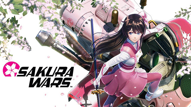 Sakura Wars key art