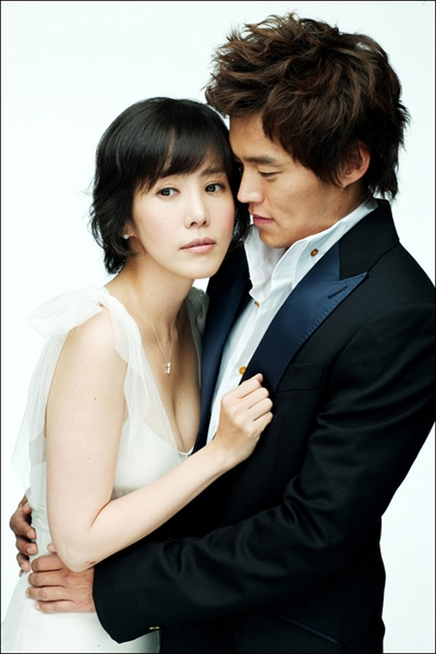 Image result for Lee Seo Jin and Kim Jung-Eun