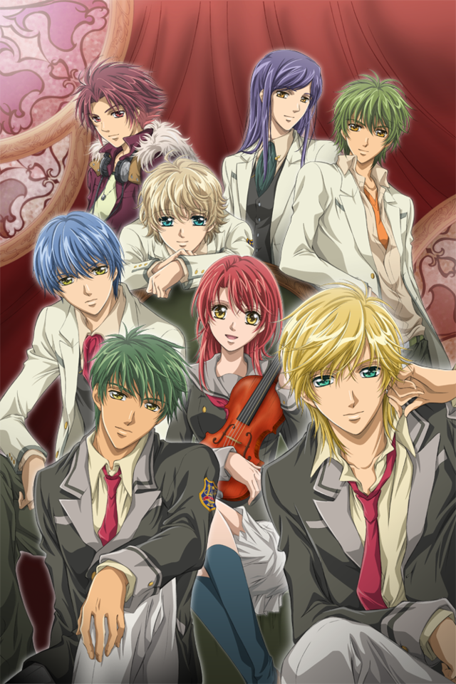 La Corda d'Oro ~primo passo~ and ~secondo passo~ - Watch on Crunchyroll