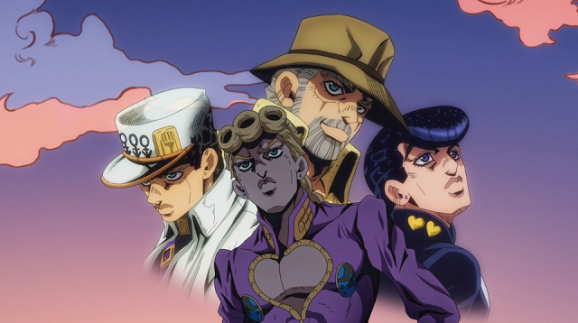 Crunchyroll - JoJo's Bizarre Adventure Has Come A Long Way: A
